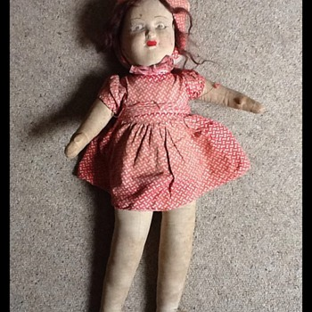 Does anyone have any information on this doll ie age etc value - Dolls