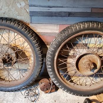 Motor bike  - Motorcycles