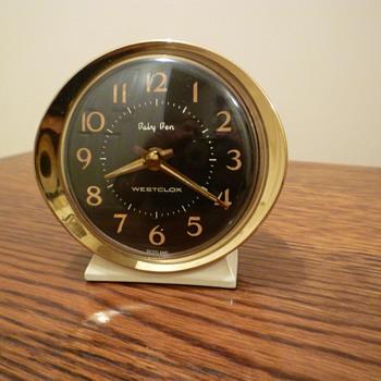 1960's Baby Ben alarm clock.  Scotland. - Clocks