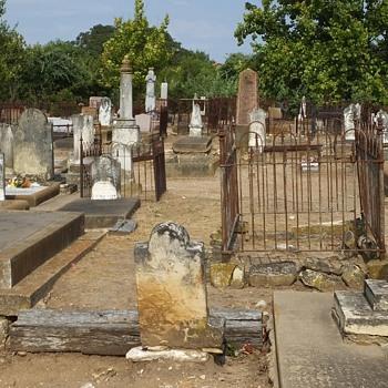 Der Stadt Friedhof Cemetery-Fredericksburg, Texas - Photographs