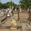 Der Stadt Friedhof Cemetery-Fredericksburg, Texas