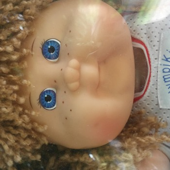 Cabbage Patch Kids Olympikids 1996