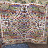 Asian textile / tablecloth