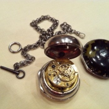 Antique Pocket Watch - George Charle of London - Pocket Watches