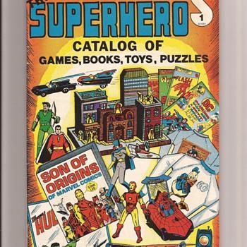 Super hero toy favourites