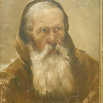 Unknown Religious Painting
