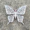 Trifari Butterfly Brooch