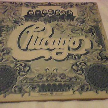 VINTAGE CHICAGO ALBUM - Records