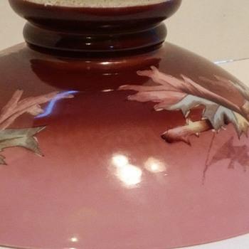 beautiful pink bowl