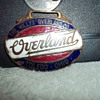 WILLY'S OVERLAND MEDALLION