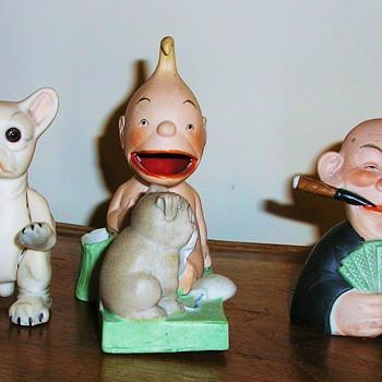 Comic figurines