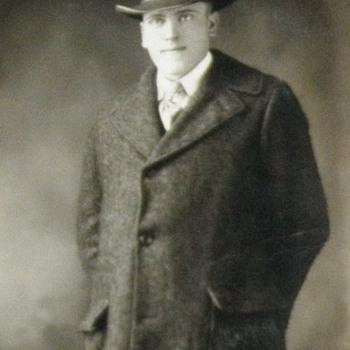 Great Grandpa was a bada$$ - Photographs