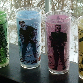 Universal Monster Glasses