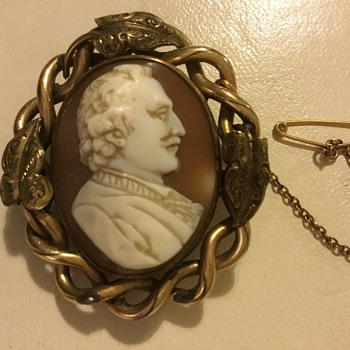 Antique Cameo Brooch? - Fine Jewelry
