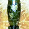 Imperial Free Hand Lily Pad & Vine Vase c.1923.