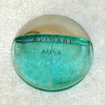 Bvlgari Aqva Mens Cologne - Bottles