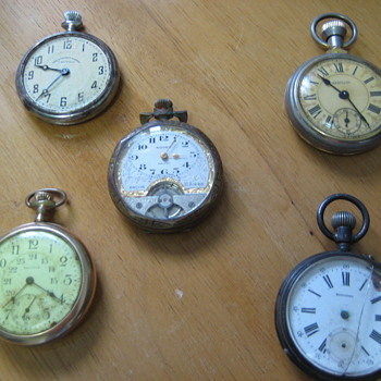 anything of value? - Pocket Watches
