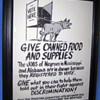 Original 1960's Civil Rights / Voting Rights Poster