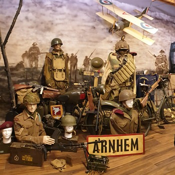 British Airborne( some of my collection) - Military and Wartime