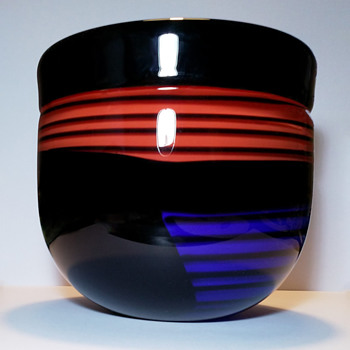 Eva Englund for Studioglas Strömbergshyttan - Art Glass