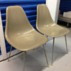 Burke, Inc. Tulip Industrial Chairs 103
