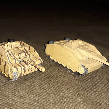 Weapons Wednesday Multiple Mini-Tanks Mecredi - Military and Wartime