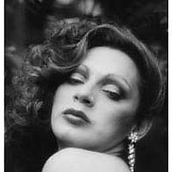 Photograph of Holly Woodlawn, Andy Warhol Superstar - Photographs