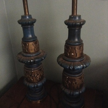 Help! What kind of lamps ARE THESE??