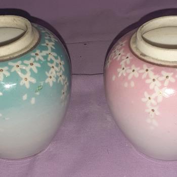 Jars i found in a box - Asian