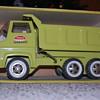 My Tonka Hydraulic dump truck from around 1970.