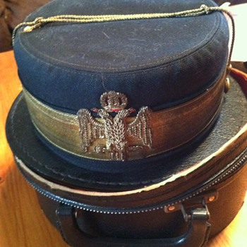 Russian Military Hat - Military and Wartime