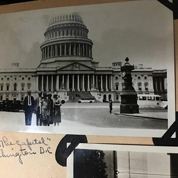 Washington, DC. 1926 - Photographs