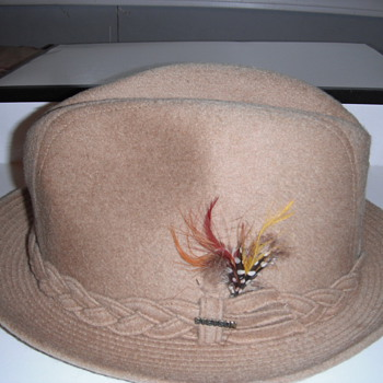 Help with Vintage Stetson hat