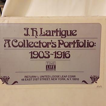 J.H. Latrigue portfolio - Photographs