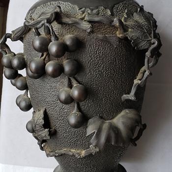 Bronze Urn - Asian
