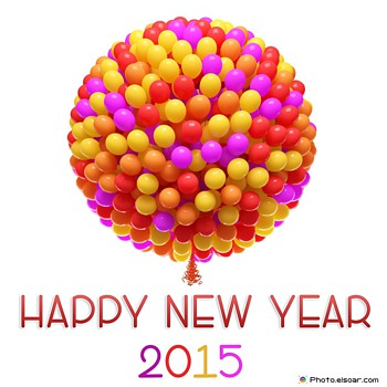 Happy New Year 2015 CW!!!!  Many Thanks!!! - Cards