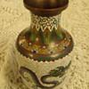 Chinese cloisonne vase?