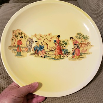 Shenandoah Plate - China and Dinnerware
