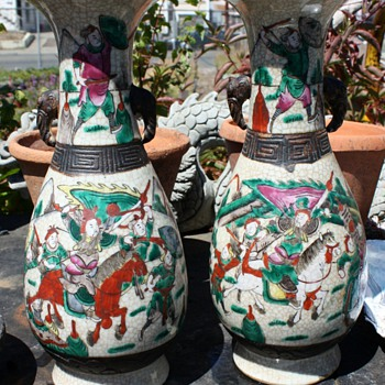 Chinese Jars - looking for info ??
