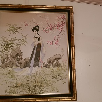 Info on chinese art please  - Asian