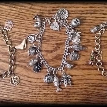 Charm Bracelet Love - Fine Jewelry