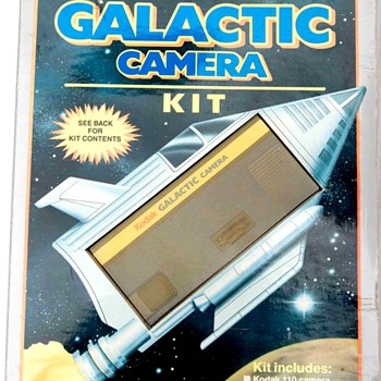 Kodak Galactic complete outfit. - Cameras