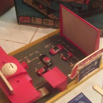 "1950's ""remco"" Movieland Drive In Theater  - Toys"