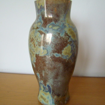 Another  Pandora glass vase - Art Glass