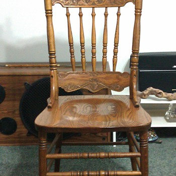 Old Chair?  - Furniture