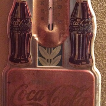 Picked this up before the big Q shutdown - Coca-Cola