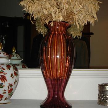 Vittorio Zecchin Vase, Venini, 1928, large pp., unmarked - Art Glass