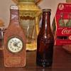 Early Coca-Cola Desk Clock