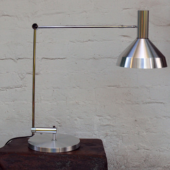 "rosemarie and rico baltensweiler table lamp ""M"" - Lamps"