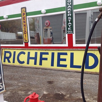 Richfield History - Petroliana